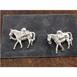 Unmarked Charles Wheat Sterling Hat Pins