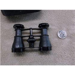 Binoculars In Case- Souvenir Dempsey- Gibbons Fight Shelby, MT 1923
