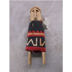 """Wooden Toy- Made By San Blas Indians of Panama- C 1930- 10""""H"""