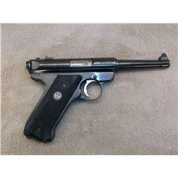 """Ruger MK II Automatic Pistol-.22LR- All Original- 5"""" Barrel- #210-93583"""