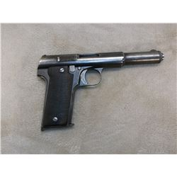 """Astra 400 Pistola Automatic Pistol- Model 1921- 9MM- 4.5"""" Barrel- #76341"""