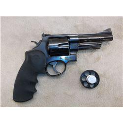 """Smith And Wesson Model 57-5 Mountain Revolver- .41 Mag- 4"""" Barrel- #CJJ0146- Original Box"""