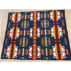 "Pendleton Beaver State Blanket- Reversible- 77""L x 64""W"