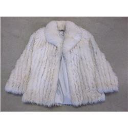 Ranch Fox Coat- Saga Fox- Size Small