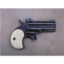 """Excam Model TA38 Double Barrel Derringer- .38 Spec- 3"""" Barrel- #11472"""