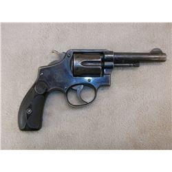 "Smith & Wesson Revolver- 38 Spec- 4"" Barrel- #12056"