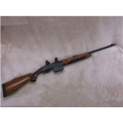 "Remington Model 7400 Automatic Rifle- .30-06- Checkered- Scope Rings- 22"" Barrel- #8008346"