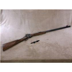 "Hartford Model 1874 Sharps Rifle- .45-70- 28"" Octagon Barrel- Checkered- Like New Condition"