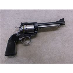 "Custom Ruger New Blackhawk Bisley Revolver- .45LC- 5.5"" Barrel- As New- Manual- Box- #48-34461"