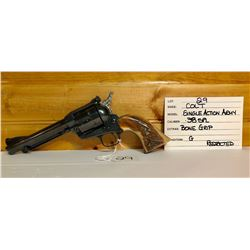 COLT, SINGLE ACTION ARMY, .38 SPL