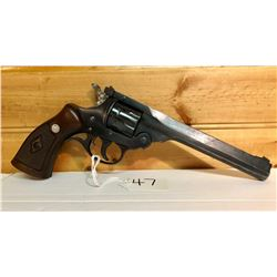 H & R, SPORTSMAN DOUBLE ACTION, .22 LR.