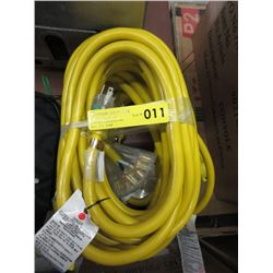 New Heavy Duty 25 Foot Extension Cord