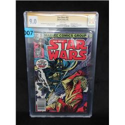 "CGC Signature Series Signed ""Star Wars"" #63"