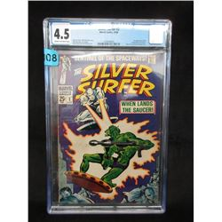 "Graded 1968 ""Silver Surfer"" #2 Comic"
