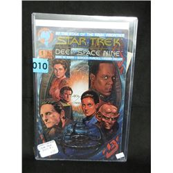 "Signed & Certified ""Star Trek DS Nine"" #1"