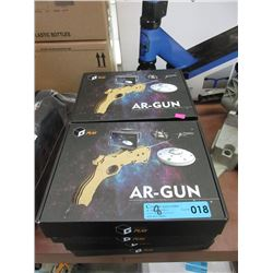 8 New Geek Play AR-Guns