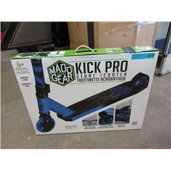 New Mad Gear Kick Pro Stunt Scooter