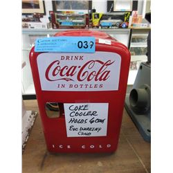 Coca Cola 6 Can Electric Cooler