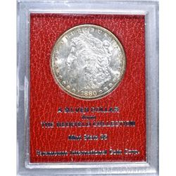1880-S MORGAN DOLLAR REDFIELD COLLECTION