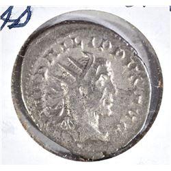 244-249 AD SILVER DOUBLE DENARIUS