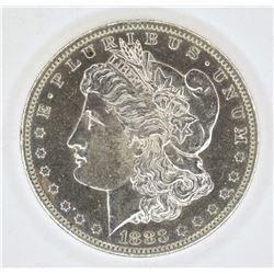 1883-S MORGAN DOLLAR BU