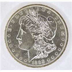 1888-O MORGAN DOLLAR GEM BU