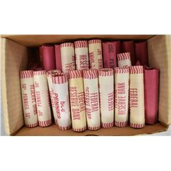 BU CENT ROLL LOT: