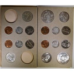 1956 U.S. MINT SET IN ORIG INNER ENVELOPE