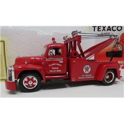 "TEXACO DIE CAST TOW TRUCK (1955) *7""L*"