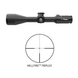 SOW5 2015 WHISKEY5 2.4-12X56 RIFLESCOPE BY SIG SAUER