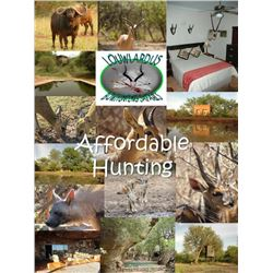 7-day South Africa Archery Plains Game Hunt for Three Hunters
