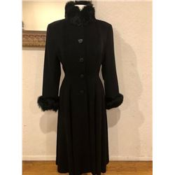 Ladies Alpaca Princess Coat
