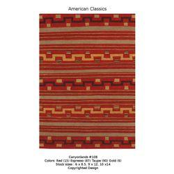Handknotted Tibetan Rug