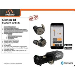 Walkers Silencer Bluetooth Ear Buds
