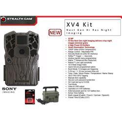 Stealth Cam XV4 Kit