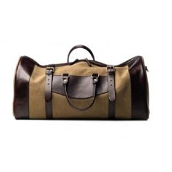 Handmade Leather Luggage