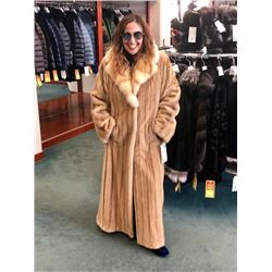 Full Length Mink Coat