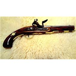 18th Century Flintlock Pistol