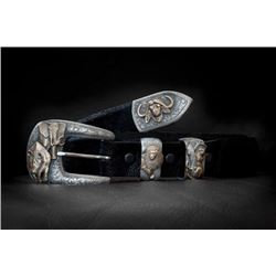 Big 5 Belt & Buckle Set