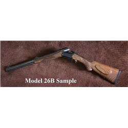 Heym model 26b o/u double rifle 45-70