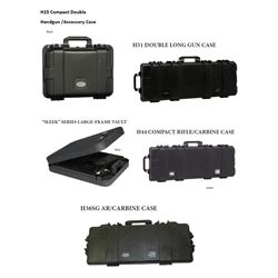 5 Piece 'Hard Case' Series Package