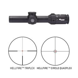 SOW5 1012 WHISKEY5 1-5X24 RIFLESCOPE BY SIG SAUER