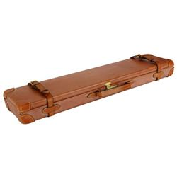 Custom Leather Gun Case