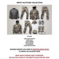 Men's Altitude Collection