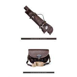 Take Down Gun Slip & Anson Front Loading Cartridge Bag