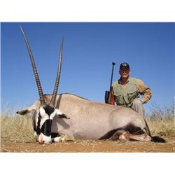 10-day South African Plains Game Safari for Two Hunters and Two Observers, Six Species Included