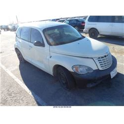 2006 - CHRYSLER PT CRUISER