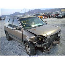 2003 - HONDA CR-V