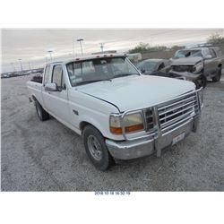 1995 - FORD F-150//REBUILT SALVAGE