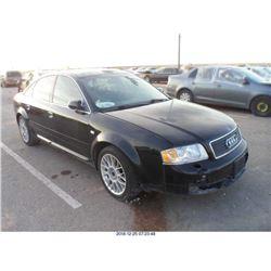 2003 - AUDI A6